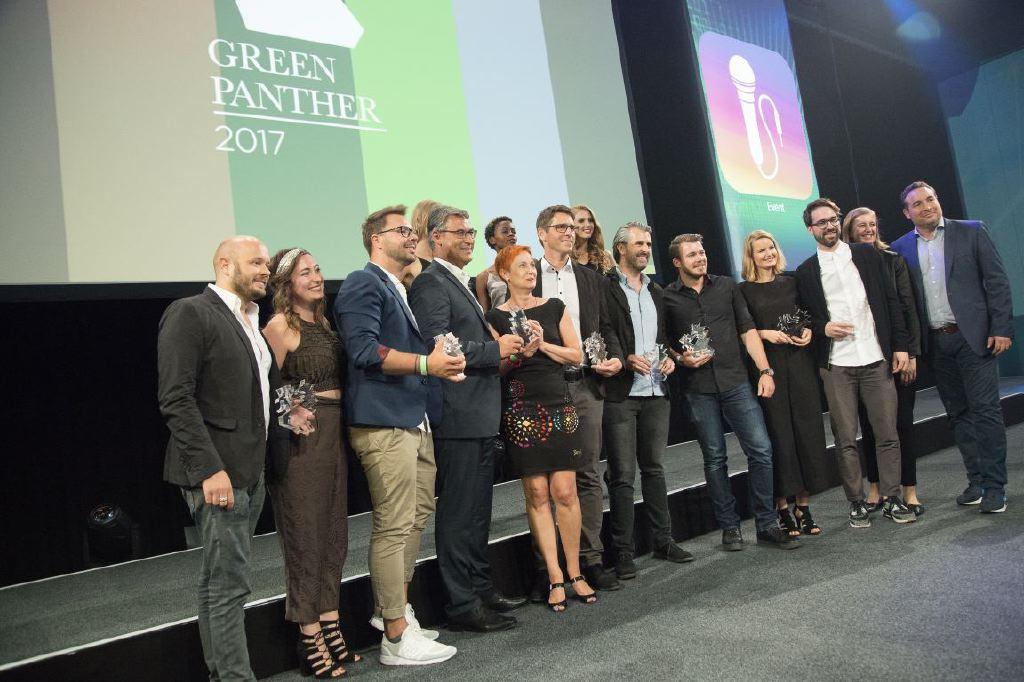 Green Panther Gala